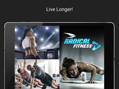 Screenshots - Radical Fitness TV