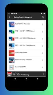 Screenshots - Radio Indonesia - Radio Online + Free Radio FM AM