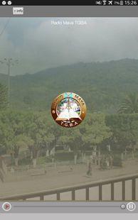 Screenshots - Radio Maya TGBA