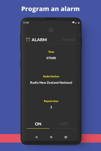 Screenshots - Radio New Zealand: Radio NZ app, Live FM radio