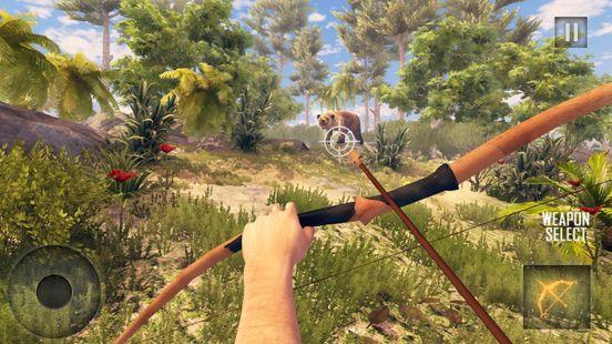 Screenshots - Raft Survival 3D Simulator: Forest Escape