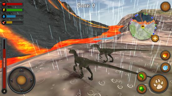 Screenshots - Raptor World Multiplayer