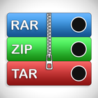 Arsip RAR & Penghapusan RAR: Arsip file ZIP