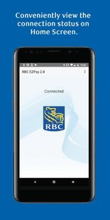Screenshots - RBC EZPay 2.0