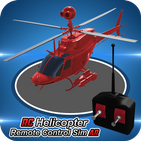 RC HELICOPTER REMOTE CONTROL SIM AR