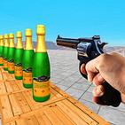 Real Bottle Shooting Simulator