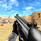 Real Commando Strike CS- New Shooting Games