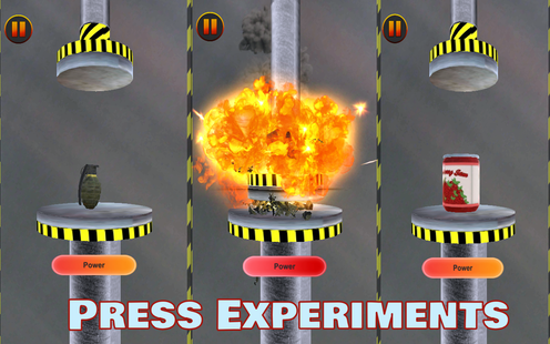 Screenshots - Real Hydraulic Press:Crush Everything