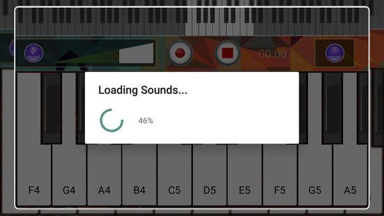 Screenshots - Real Piano-Piano Keyboard