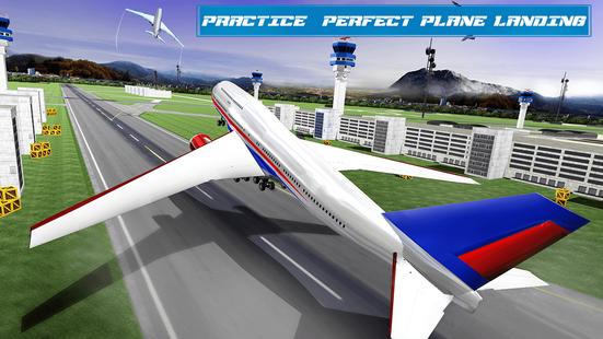 Screenshots - Real Plane Landing Simulator