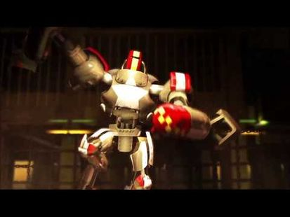 Video Image - Real Steel World Robot Boxing