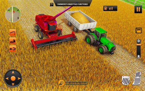 Screenshots - Real Tractor Farming Simulator 2019