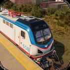 Real Train Sim 3D 2019