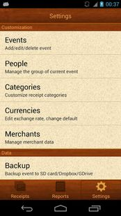 Screenshots - Receipt Ninja - Split Expenses
