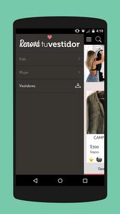 Screenshots - Renová tu Vestidor