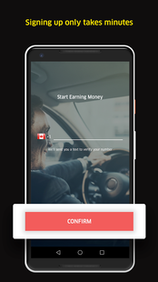 Screenshots - ReRyde Driver : Earn money for your driving.