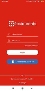 Screenshots - #Restaurants