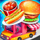 RestaurantScape - Crazy Cooking Madness Game