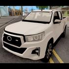 Revo Hilux Drifting and Driving Simulator 2020