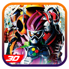 Rider Battle : Ex-Aid Vs All Rider Ultimate 3D