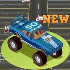 Road Race 3D: Car Jumping 2020