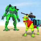 Robot Goat Transform: Robot Battle