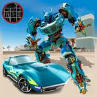Robot Machin Car Transformer - Robot Car Games