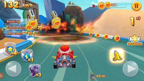 Screenshots - Robots Furious Race 3D