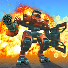 Robots VS Tanks: 5v5 Tactical Multiplayer Battles