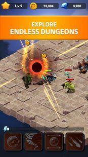 Screenshots - Rogue Idle RPG: Epic Dungeon Battle