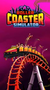 Screenshots - Roller Coaster Simulator Free