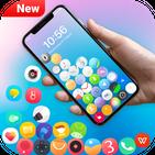 Rolling Icon - 3D Live Wallpaper & Launcher 2020