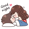 Romantic Couple Stickers for Chat - WAStickers