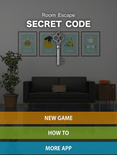 Screenshots - Room Escape [SECRET CODE]