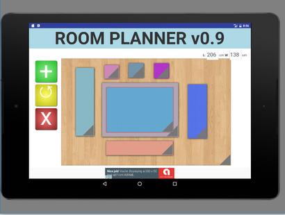 Screenshots - Room Planner