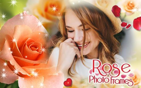 Screenshots - Rose Photo Frame 🌹 Beautiful Frames for Pictures