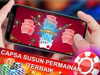 Screenshots - Royal Capsa Susun