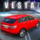 Russian Cars: VestaSW