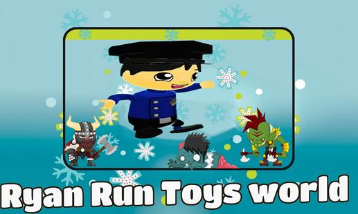 Screenshots - Ryan run toy world