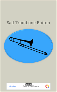 Screenshots - Sad Trombone Button