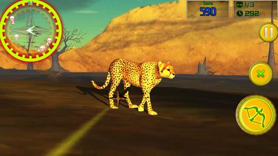 Screenshots - Safari Archer: Animal Hunter