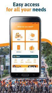 Screenshots - SafeBoda
