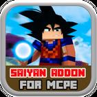 Saiyan Addon for MCPE