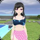 Sakune House Anime Girlfriend MMD Multiplayer
