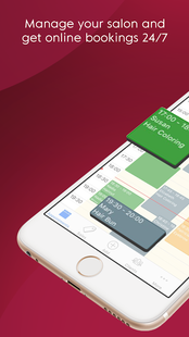 Screenshots - SalonAppy - Appointments, Reminders & More