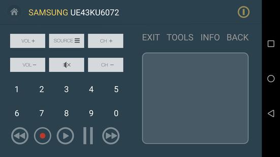 Screenshots - Samsung TV Remote 2020