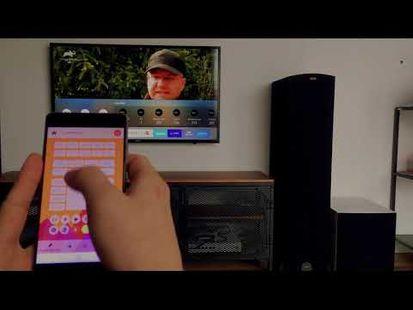 Video Image - Samsung TV Remote 2020