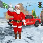 Santa Christmas Gift Delivery: Gift Game
