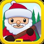 Santa Wood Cutter