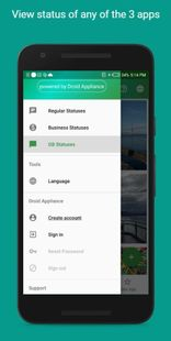 Screenshots - Save Status